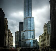 Trump Tower by Jigsawman