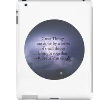 Great Things - Van Gogh iPad Case/Skin
