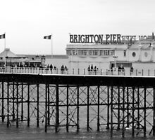 Brighton Pier by KAGPhotography