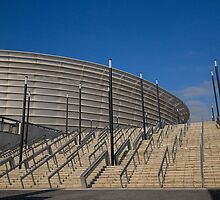 Cape Town stadium by Patrick Lemmens