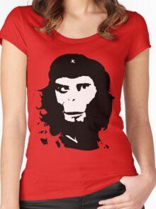 Che Cornelius Ape Women's Fitted Scoop T-Shirt