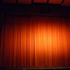 "Curtains, SOPAC after an evening performance. (Official title: ""no hay banda"") by CaiusCaligula"