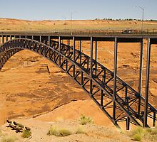 Glen Canyon Bridge by Sanne Hoekstra