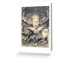 Gaia Greeting Card