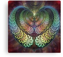 Precious Heart Canvas Print