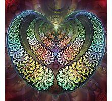 Precious Heart Photographic Print