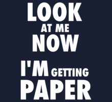 Look at Me Now T-Shirt