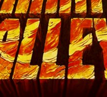 Damnation Alley Sticker