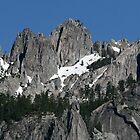 Castle Crags  by Dave Davis