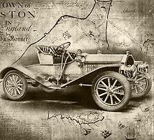 Vintage Cars Pre 1920 by garts