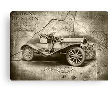 1907 Buick Canvas Print
