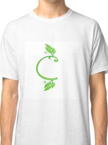 Alphabet c Classic T-Shirt