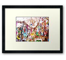 Whimsy Framed Print