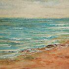 Malibu Ocean by E.E. Jacks