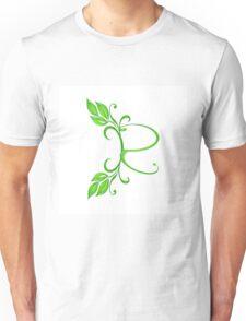 Letter - R Unisex T-Shirt
