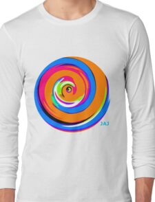 All The Colours 02 Long Sleeve T-Shirt