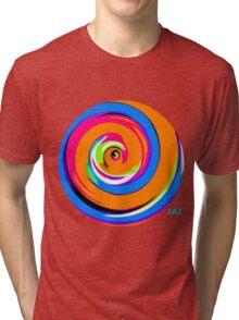 All The Colours 02 Tri-blend T-Shirt