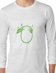 Letter - O Long Sleeve T-Shirt