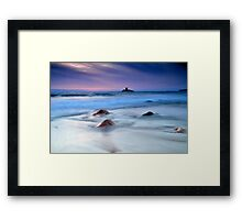 The Four Sisters Framed Print
