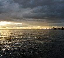 Melbourne storm by brilightning