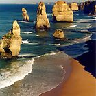 """The Twelve Apostles"" by Kathryn Page"