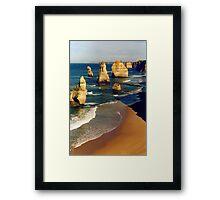 """""""The Twelve Apostles"""" Framed Print"""