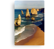 """The Twelve Apostles"" Canvas Print"