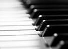 Piano Keys by abinning