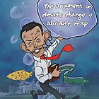 "Tony Abbott: The ""Sceptical"" Submariner by Michael Lee"