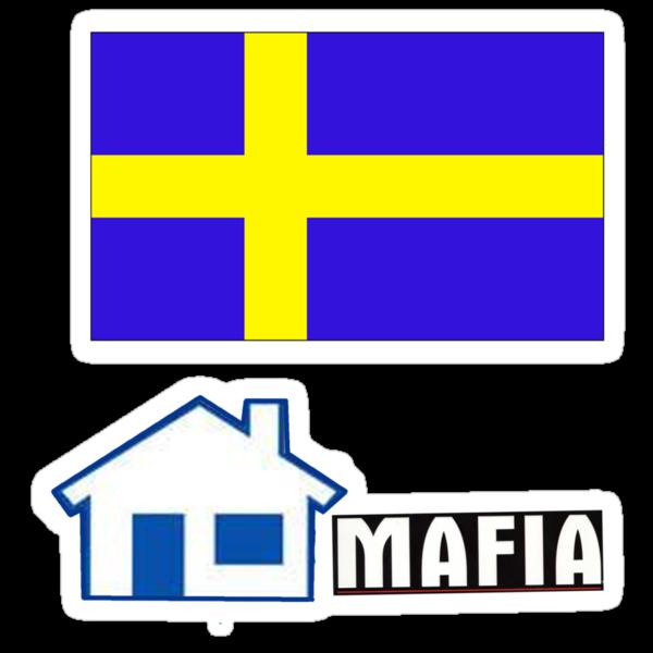 swedish house mafia by niko619