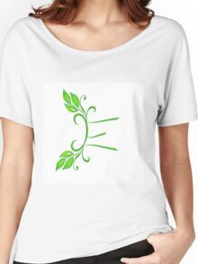 Letter E Women's Relaxed Fit T-Shirt