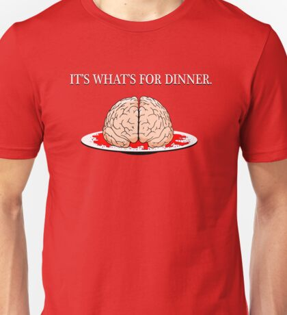 A SMART CHOICE FOR DINNER T-Shirt