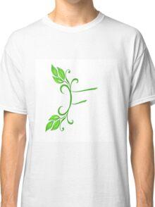 Letter F Classic T-Shirt