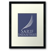 Sarif Industries  Framed Print