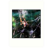 ~ The Spider's Lair ~ Art Print