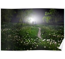 Escape Into Fantasy Land Poster