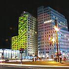 Potsdamer Platz at night by Andre090904