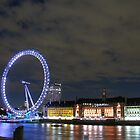 London Eye by Andre090904