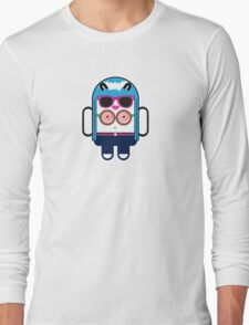 Katy Perry goes Google Android Style! Long Sleeve T-Shirt