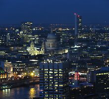 View from London Eye by Andre090904