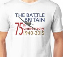 Battle of Britain poster white version Unisex T-Shirt