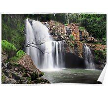 Tegenungan Waterfall-Bali Poster