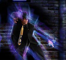 Dancing Man by Shanina Conway