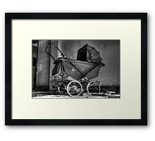 A Baby's Mellow Maddness Framed Print
