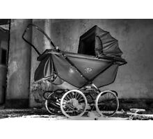 A Baby's Mellow Maddness Photographic Print
