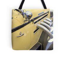 """Super Charged Auburn"" Tote Bag"