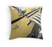 """""""Super Charged Auburn"""" Throw Pillow"""