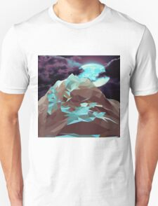 Night Mountains No. 16 T-Shirt