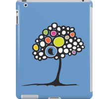 Bird on a tree iPad Case/Skin