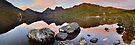 Dove Lake Dawn, Cradle Mountain, Tasmania, Australia by Michael Boniwell